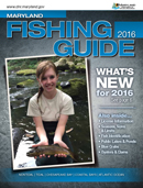2016 Maryland Fishing Guide